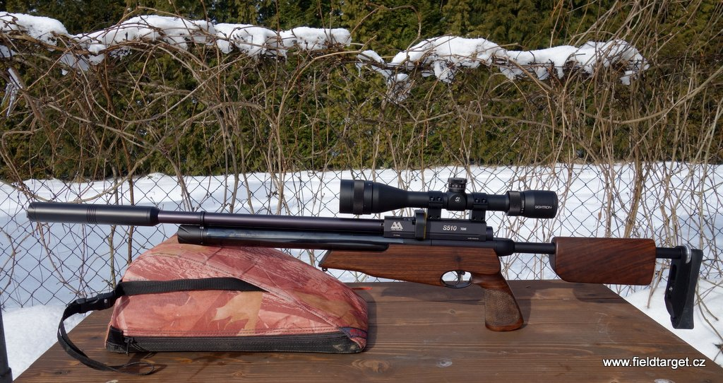 AirArms TDR 015