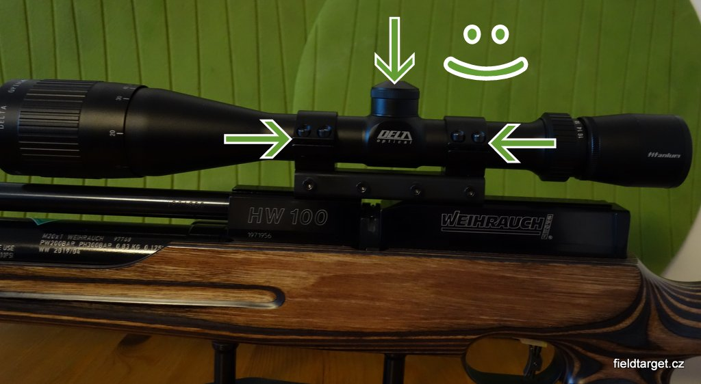 How to riflescope mount 003