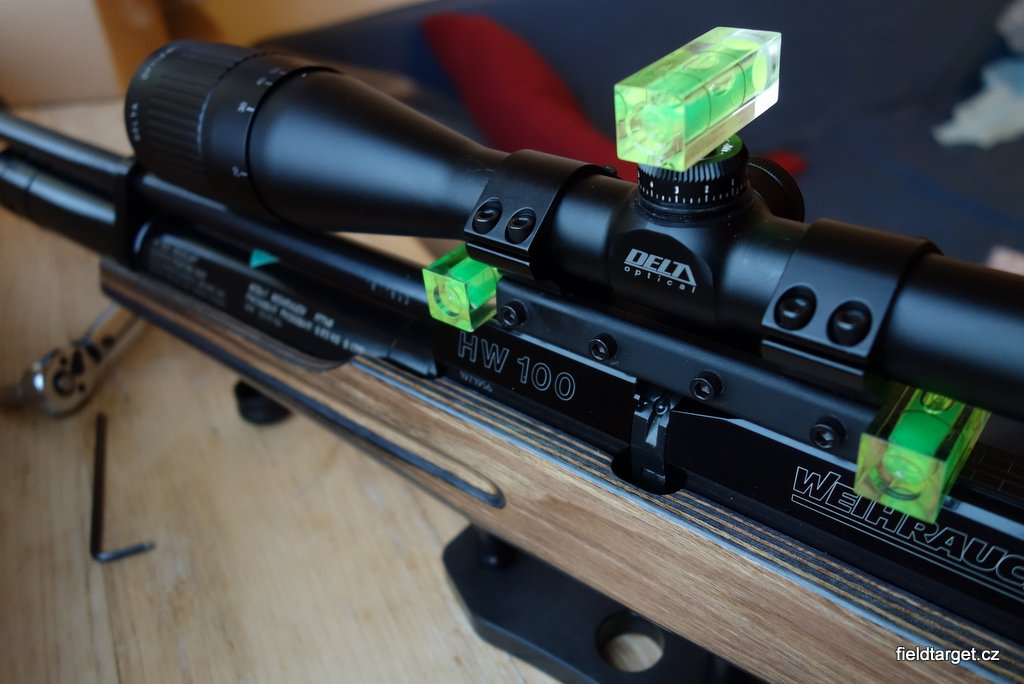 How to riflescope mount 009