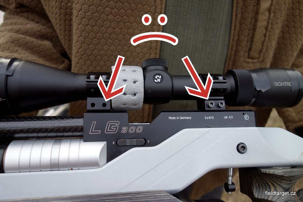 How to riflescope mount 013