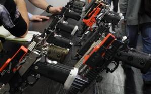 IWA 2016 - Zbraně část 1.