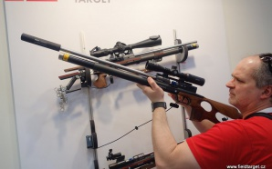 IWA 2017 Airguns part 1.