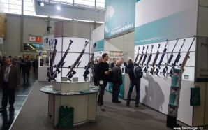 IWA 2017 Airguns part 2.