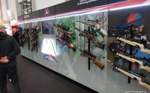 IWA 2018 Airguns