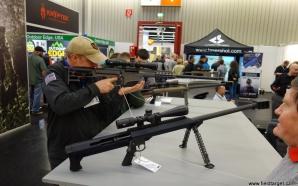 IWA 2018 Firearms