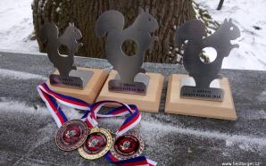 Zimní pohár 2018 - celkové výsledky